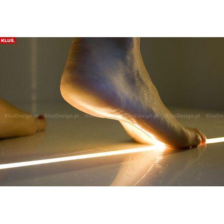 Profil aluminiowy LED HR-ALU nieanodowany 1m