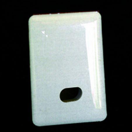 Zaślepka 3D EX-ALU z otworem