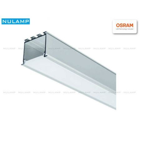 Lampa NULAMP CLICK IN 100cm, 22W, 2400lm, 5000K, Ra85