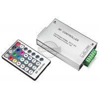 Kontroler RGB RF 28 przycisków (kodowany), 12V DC, 144W, RGB