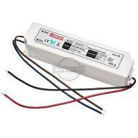 Zasilacz wodoodporny 60W IP67, 12V DC, plastik