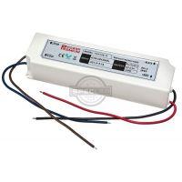 Zasilacz wodoodporny 100W IP67, 12V DC, plastik