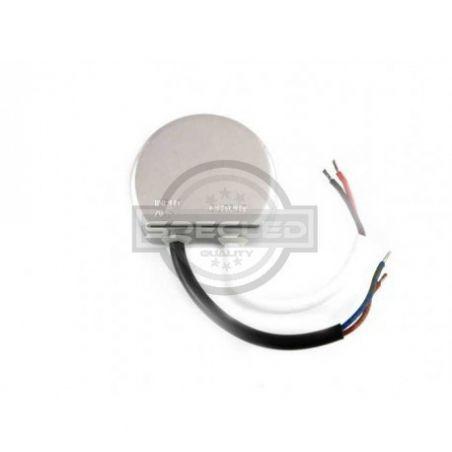 Zasilacz wodoodporny 15W IP67, 12V DC, metal