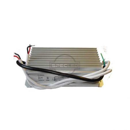 Zasilacz wodoodporny 60W IP67, 12V DC, metal