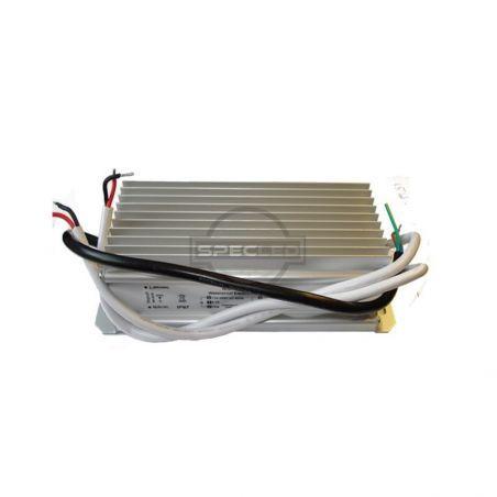 Zasilacz wodoodporny 80W IP67, 12V DC, metal