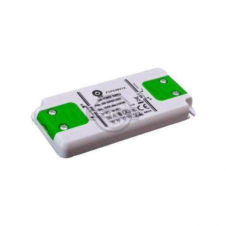 Zasilacz meblowy FTPC6V12, 6W, IP20, 12VDC/0.5A