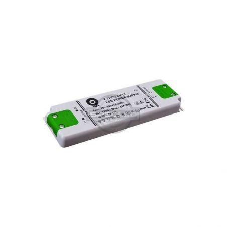 Zasilacz meblowy FTPC20V12, 20W, IP20, 12VDC/1.6A