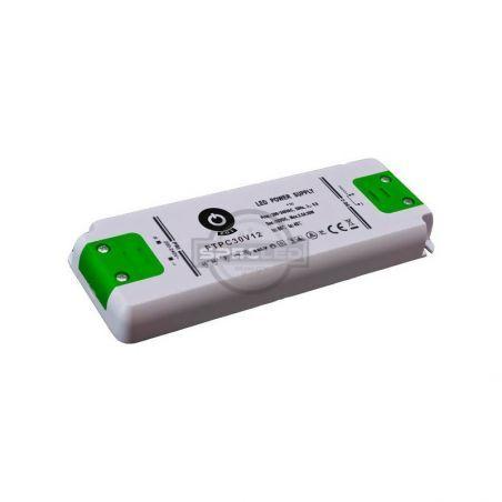 Zasilacz meblowy FTPC30V12, 30W, IP20, 12VDC/2,5A