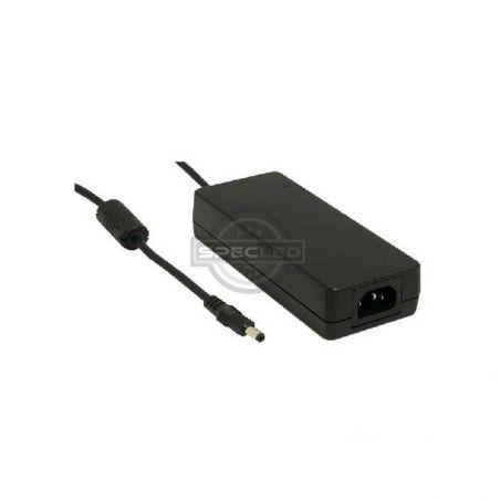 Zasilacz biurkowy 60W, IP40, 12VDC, 2,1/5,5