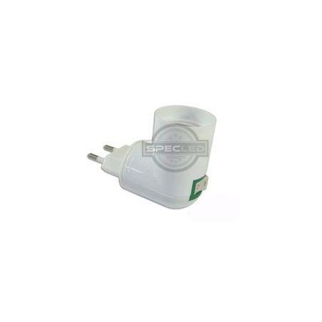 Adapter EU - E14 z włącznikiem, 230V