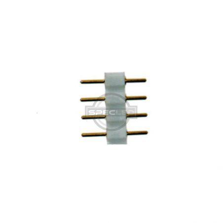 Złączka RGB 4pin/4pin, 12V DC