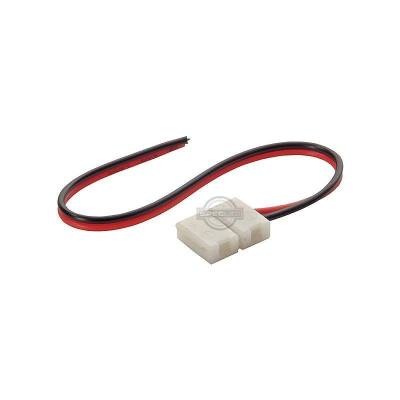 Złączka do taśmy LED 10mm 2-punktowa, 12V DC