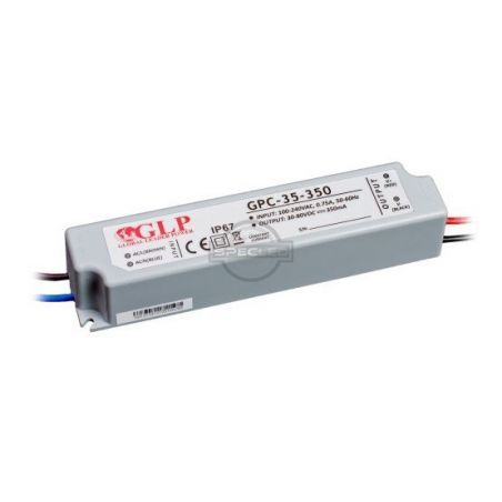 Global Leader Power 350mA, 35W, 80V, IP67 prądowy
