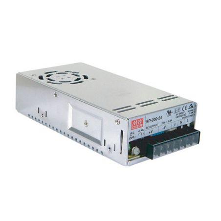 Zasilacz modułowy Mean Well SP-200-24, 200W, IP20, 24VDC