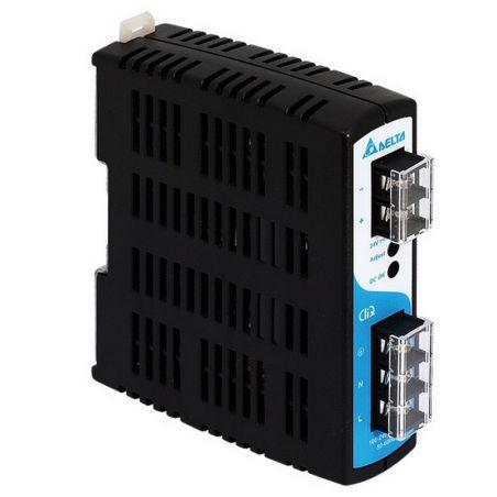 Zasilacz na szynę DELTA DIN CliQ 60W, 24V DC, plastik, gwarancja 5 lat