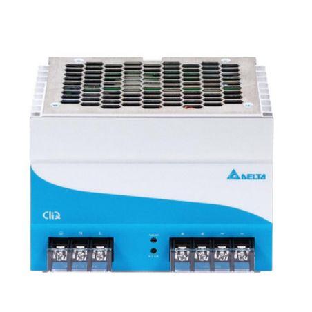 Zasilacz na szynę DELTA DIN CliQ 480W, 24V DC, metal, gwarancja 5 lat