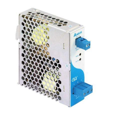 Zasilacz na szynę DELTA DIN CliQ II 60W, 24V DC, metal, gwarancja 5 lat