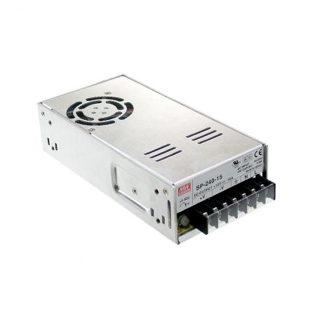 Zasilacz modułowy Mean Well SP-240-12, 240W, IP20, 12VDC