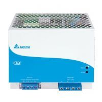 Zasilacz na szynę DELTA DIN CliQ II 480W, 24V DC, metal, gwarancja 5 lat, (3 fazowe zasilanie)