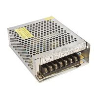 Zasilacz modułowy 75W IP20, 12V DC, metal