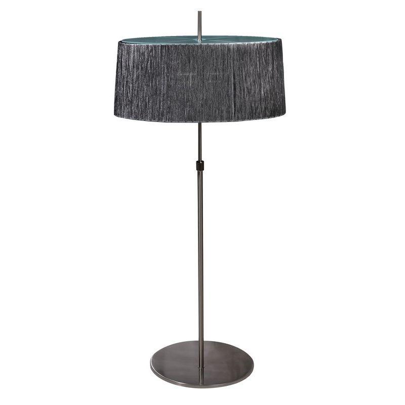 Lampa Podłogowa Elipse Srebro