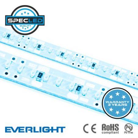 Listwa LED EVERLIGHT 7,2W/m, 630lm/m, 3000K, 12V DC, IP20, 1m, gwarancja 3 lata