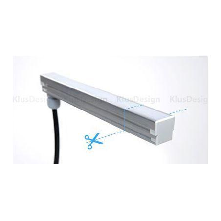 Lampa wodoszczelna Kluś HR-LINE KAT-100, 4,6W, IP67, 12V DC, gwarancja 2 lata