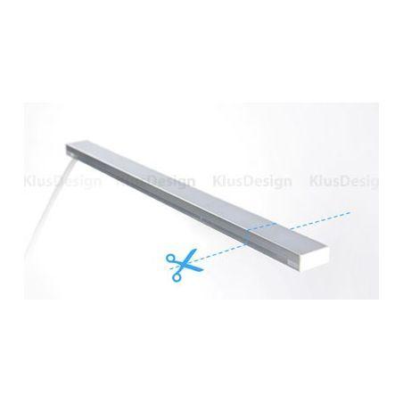 Lampa wodoszczelna Kluś HR-KAT-100, 4,6W, IP67, 12V DC, gwarancja 2 lata