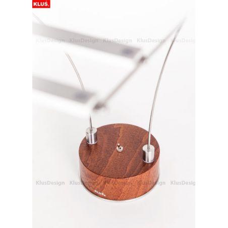 Lampa biurkowa Kluś NABU-FI, 8,7W, 24V DC