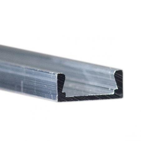 Profil aluminiowy MICRO - ALU nieanodowany 1m