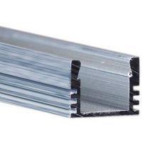 Profil aluminiowy LED wpuszczany HR-LINE nieanodowany 2m