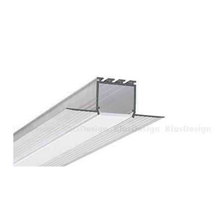 PROFIL KOZEL aluminium nieanodowane