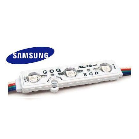 Moduł GOQ SAMSUNG 3xLED 150 stopni, RGB, gwarancja 5 lat