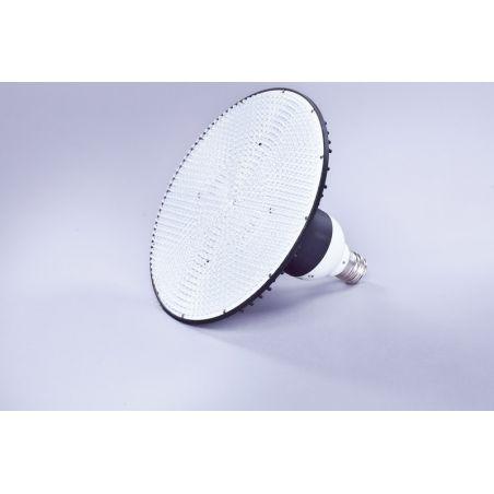 Żarówka przemysłowa LED 100W E40 flat panel - 300 diod 5630SMD