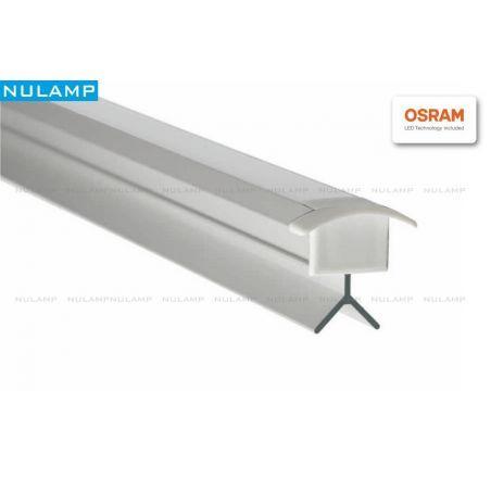 Lampa NULAMP POR 16 IP67 105cm, 13W, 1420lm, 5000K, Ra85