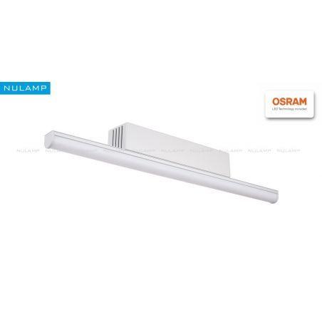 Lampa NULAMP GIP RUNDO K + BOX 100cm, 22W, 2350lm, 4000K, Ra80