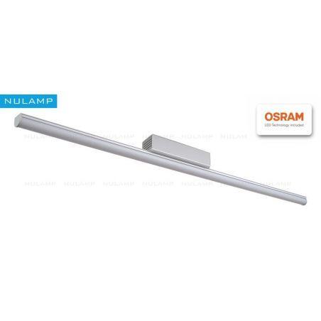 Lampa NULAMP GIP RUNDO P + BOX 100cm, 22W, 2400lm, 5000K, Ra85
