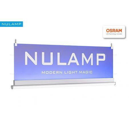 Lampa NULAMP GIP RUNDO W PLEXI 100cm, 22W + 22W, 2350lm + 2350lm, 4000K, Ra80