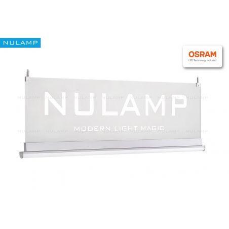 Lampa NULAMP GIP RUNDO W PLEXI 100cm, 22W + 22W, 2400lm + 2400lm, 5000K, Ra85