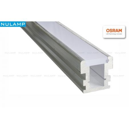 Lampa NULAMP WATER LINE 26 IP67 200cm, 26W, 2480lm, 3000K, Ra80