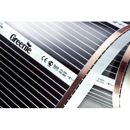 Heat 220W/m2 – Mata grzewcza na podczerwień - 3m2