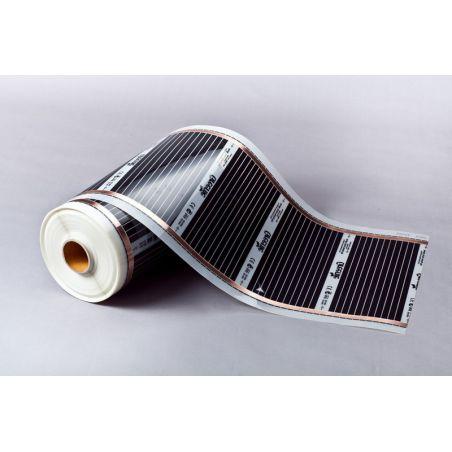 Heat 220W/m2 – Mata grzewcza na podczerwień - 13m2