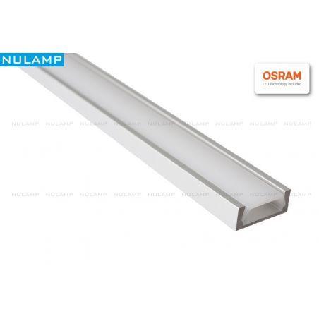 Lampa NULAMP MICRO P IP67 100cm, 13W, 1240/1390/1420lm, 3000/4000/5000K, Ra80