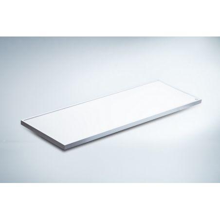 Panel grzewczy na podczerwień 90x30cm 300W biały