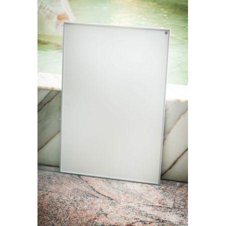 Panel grzewczy na podczerwień 60x90cm 600W biały