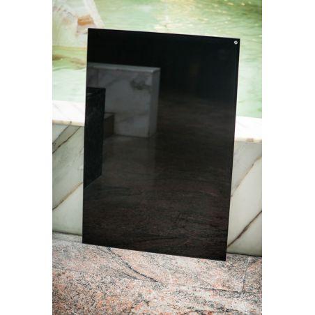 Panel grzewczy na podczerwień 60x90cm 600W ze szklaną powłoką