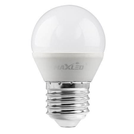 Żarówka LED E27 B45 6 SMD 4W 230V Biała neutralna