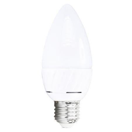 Żarówka LED E27 C30 5W Biała ciepła