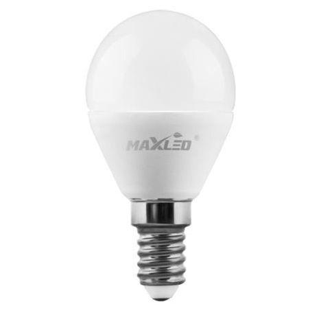 Żarówka LED E14 B45 6 SMD 4W 230V biała ciepła