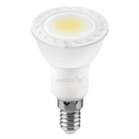 ŻARÓWKA LED E14 JDR 5W COB 100-250V biała zimna